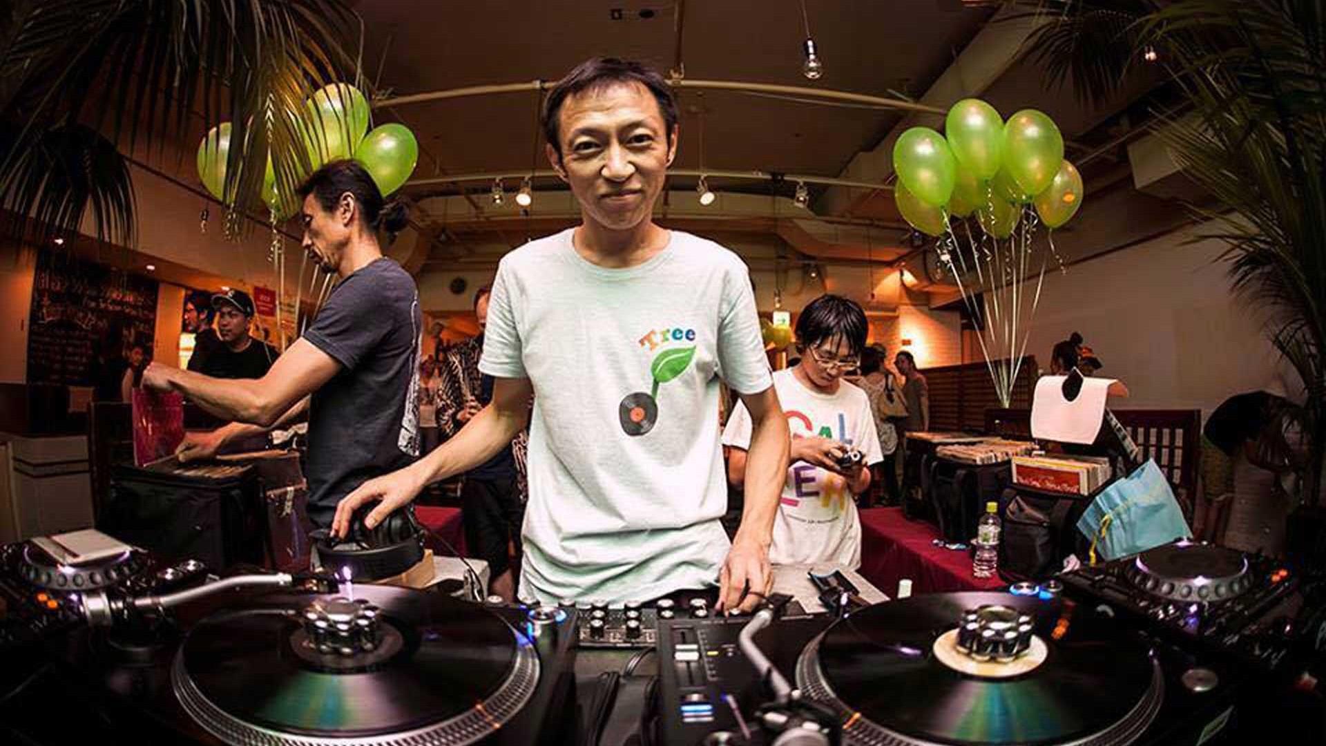 DJ-kenji